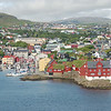Leaving Torshavn