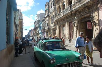 Cuba with '72 - Marguerite Vera '79