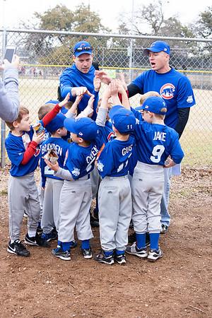 Cubs T-ball