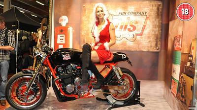 Custom Bike Show 2, 6/7 Dec 2014