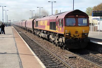 66082 1233/4R17 Cottam-Humber passes Barnetby.