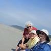 Ann, Peter & Vonnie, Griffiths Priday beach