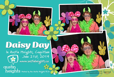 Daisy Day -  Austin Heights BIA 2014