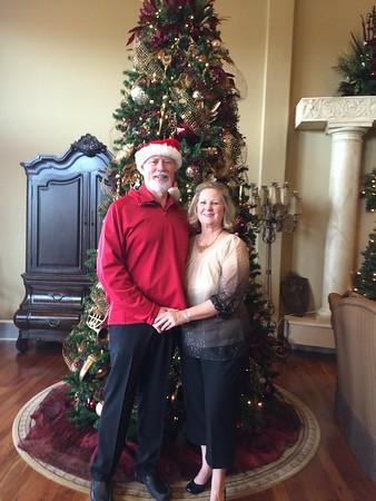 Dave and Lynn Christmas