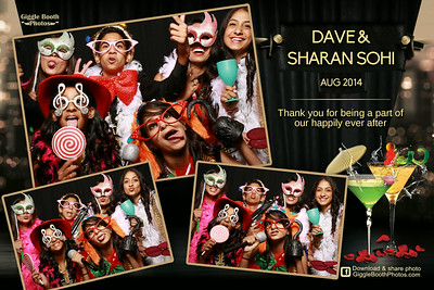 Dave and Sharan Sohi Wedding