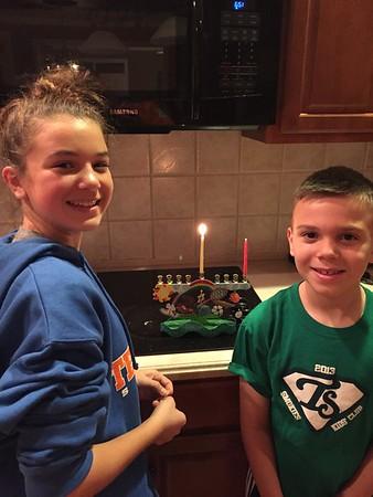 Dec. 16-23 Happy Hanukkah 2014
