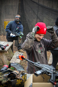 Fight Smart Paintball - 12/13/2014 3:30 PM