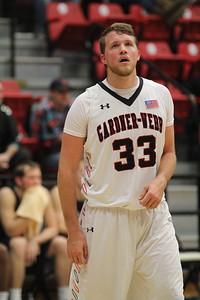 33, Corey Hensley.