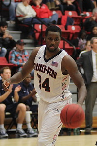 On Friday evening Gardner-Webb's men's basketball team beat Toccoa Falls College 100-61.