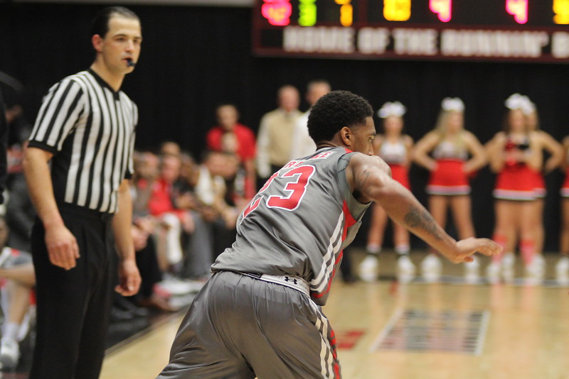Gardner-Webb Men's basketball team trumps Thomas University 82-66 on Saturday evening December 6th.