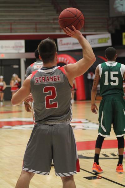 2, Tyler Strange.