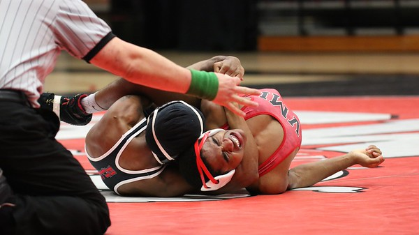 Wrestling defeats VMI 31-9 in season home opener Wednesday night. Cortez Starkes takes down Dalton Henderson (VMI), 7-0 – 3-0