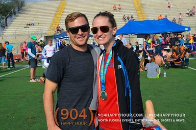 Jacksonville Bank Marathon - 12.28.14