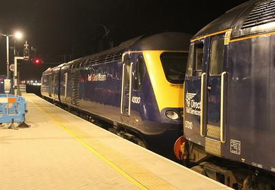 43130 Reading 20/12/14 1C99 London Paddington to Penzance
