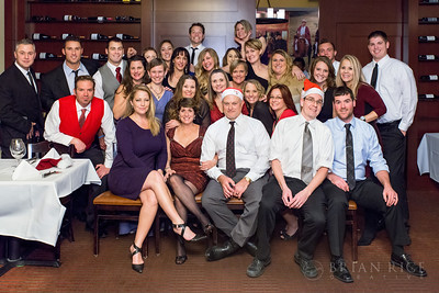 Physical Therapy Christmas Party 12.12.14