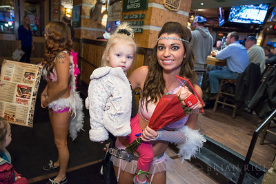 Twin Peaks Victoria's Secret Night 12.09.14
