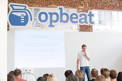 DevOps Master Class and @Opbeat Launch Party