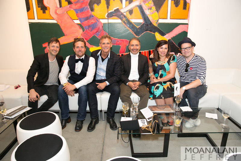 2035 Lewis Heathcote, Brian Brydges, Brett Moyer, Ayman Naseri, Stephanie Trollope, Rowan Trollope