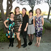 1741 Jen Ontiveros, Melissa McLean, Meagan Doud, Stephanie King, Janet Houston