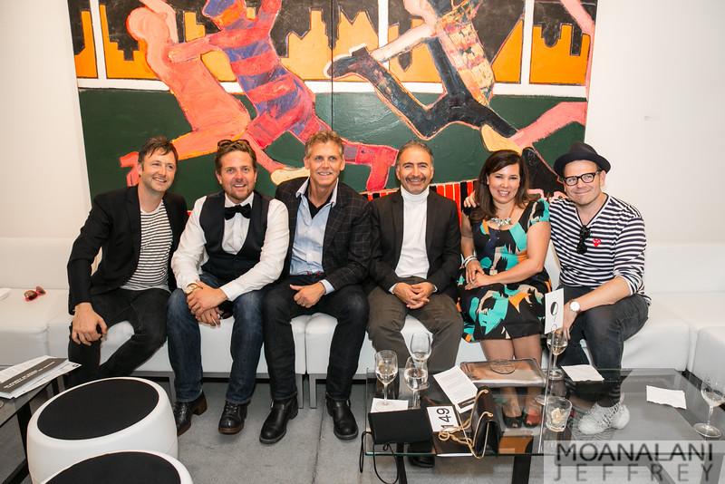 2031 Lewis Heathcote, Brian Brydges, Brett Moyer, Ayman Naseri, Stephanie Trollope, Rowan Trollope