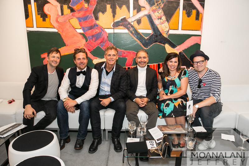 2030 Lewis Heathcote, Brian Brydges, Brett Moyer, Ayman Naseri, Stephanie Trollope, Rowan Trollope