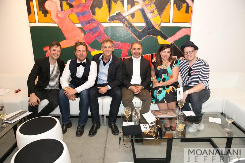 2036 Lewis Heathcote, Brian Brydges, Brett Moyer, Ayman Naseri, Stephanie Trollope, Rowan Trollope