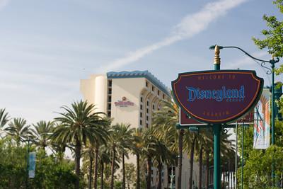 Welcome to Disneyland Resort