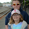 Waiting for the Coast Starlight in Tacoma