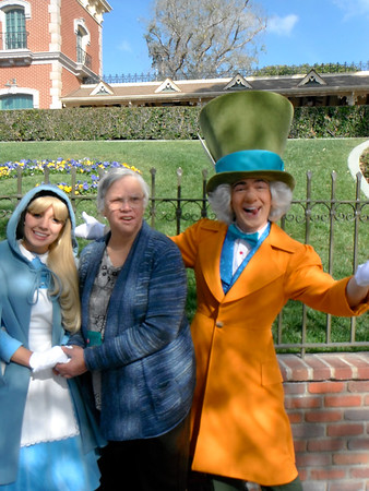 Disneyland & CA Adventure #1409