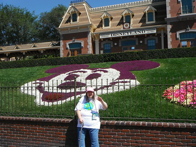 Disneyland & CA Adventure #1416