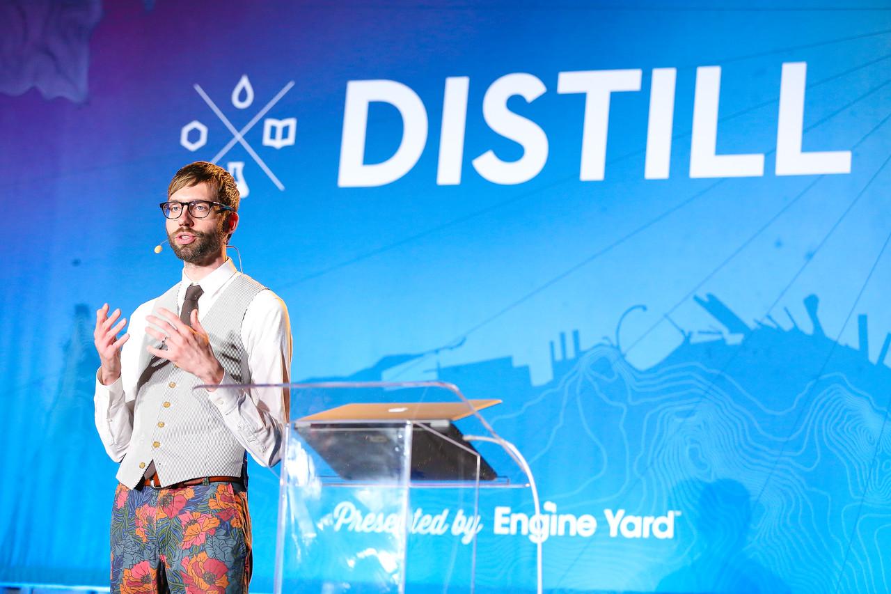 Distill The Essence of Development #Distill14