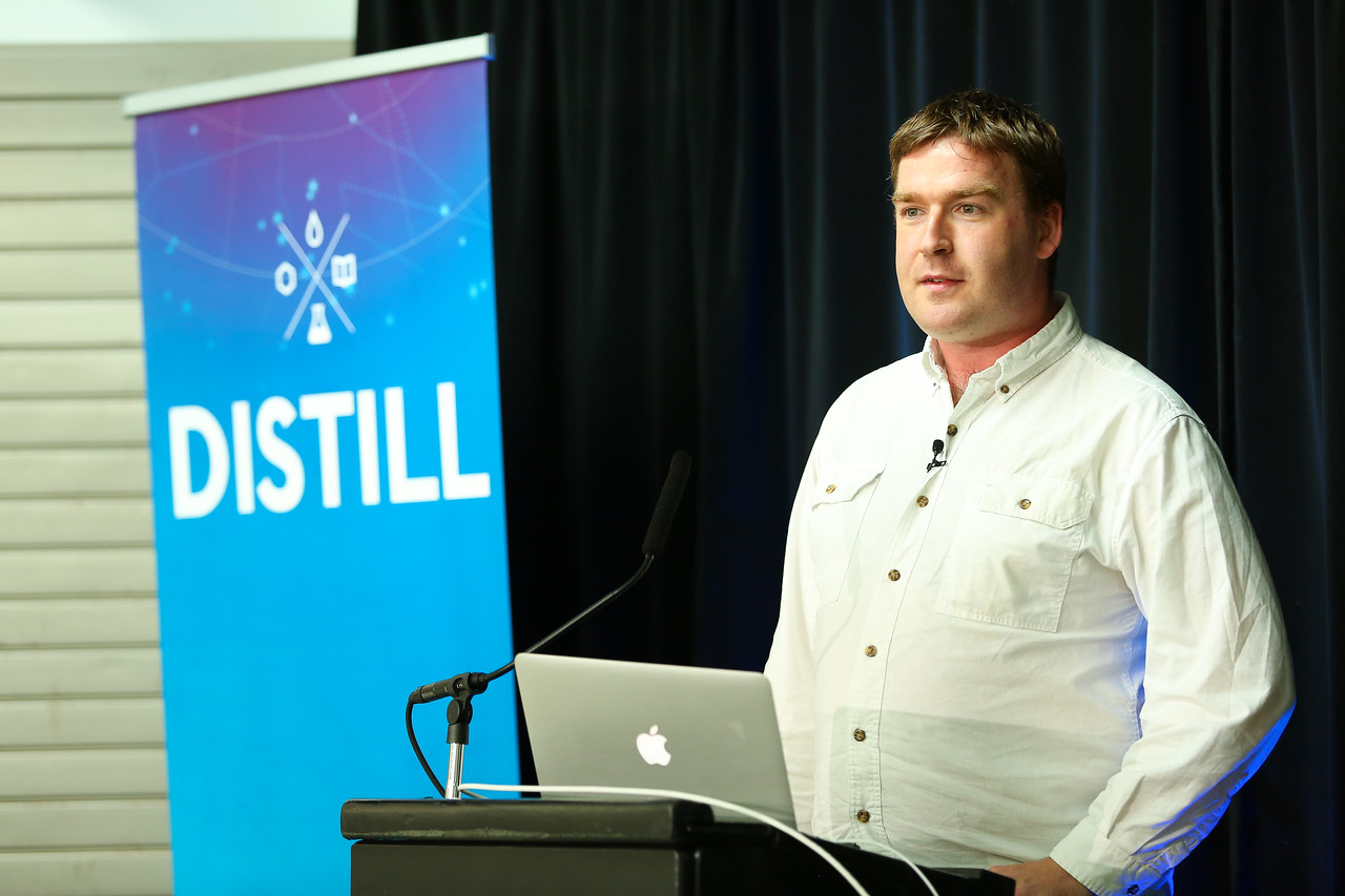 Distill The Essence of Development #Distill14
