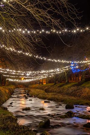 Dollar Christmas Lights