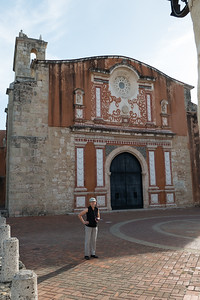 Convento de la Orden de los Predicadores, where the Universidad Santo Tomás de Aquino (St. Thomas Aquinas University) founded in 1538 operated until 1823.
