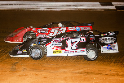 Dale McDowell (17M) and Ray Cook (53)