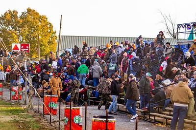 Duck River Raceway Park crowd