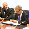 EEA enlargement signing, 11 April 2014: Atle Leikvoll, Ambassador, Mission of Norway to the EU