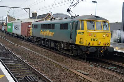 86501 1140/4m81 Felixstowe-Crewe