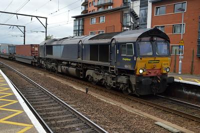 66418 1348/4L31 Bristol-Felixstowe.
