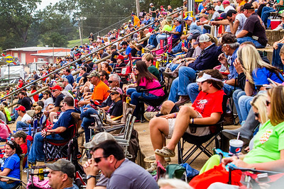 East Alabama Motor Speedway crowd