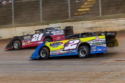 Ivedent Lloyd, Jr. (21) and Cale Simons (C2)