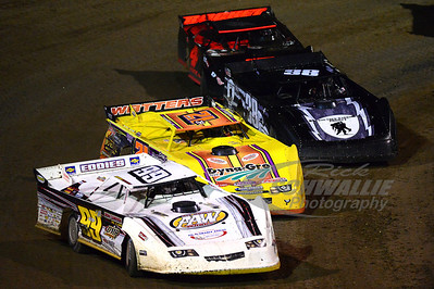 99m Devin Moran, 21JR Billy Moyer, Jr., 38 Kenny Pettyjohn and 4J John Mollick