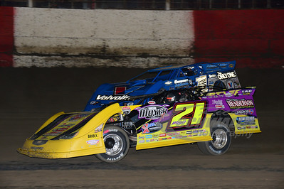 21 Billy Moyer and 1 Brandon Sheppard
