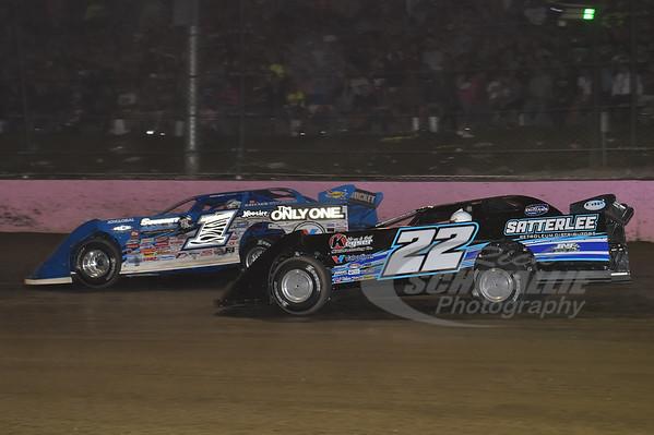 22 Gregg Satterlee and 1 Rick Eckert