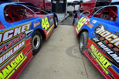 49 Brian Ruhlman and 49c Chad Ruhlman