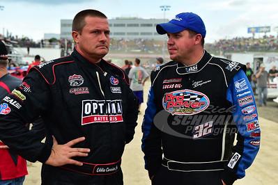 Eddie Carrier, Jr. and Chris Simpson