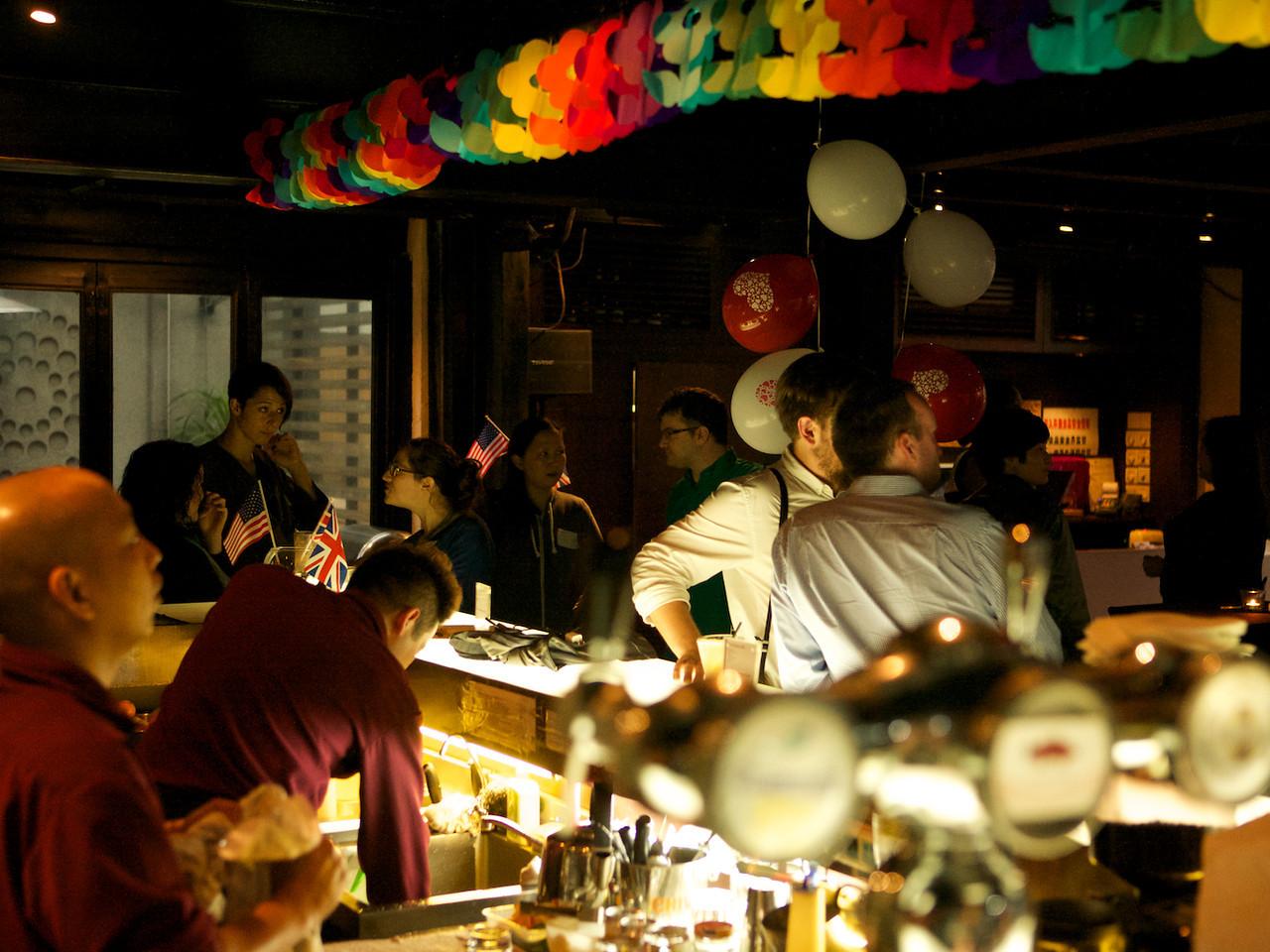 Matt Sherry Engagement Kakadu Shanghai