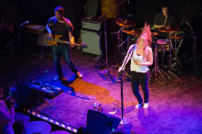 Erica Sunshine Lee and TheGoAhead at Great American Music Hall
