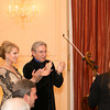 9557 Jillian Manus, Michael Tilson Thomas applaud Cellist Alisa Weilerstein