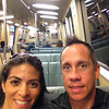 We are on the Bart